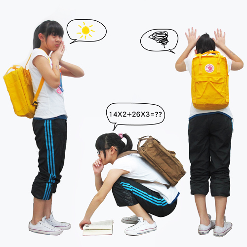 fjallraven kanken laptop backpack 17