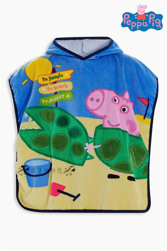 Цвет: Полотенце Джордж свинья пончо