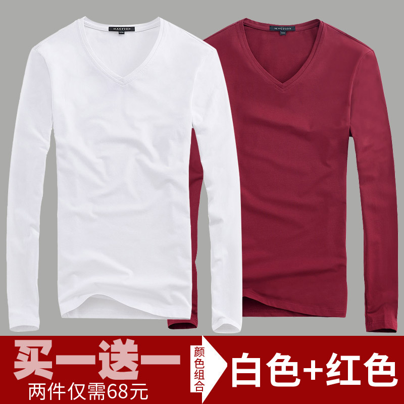 Color: White + red