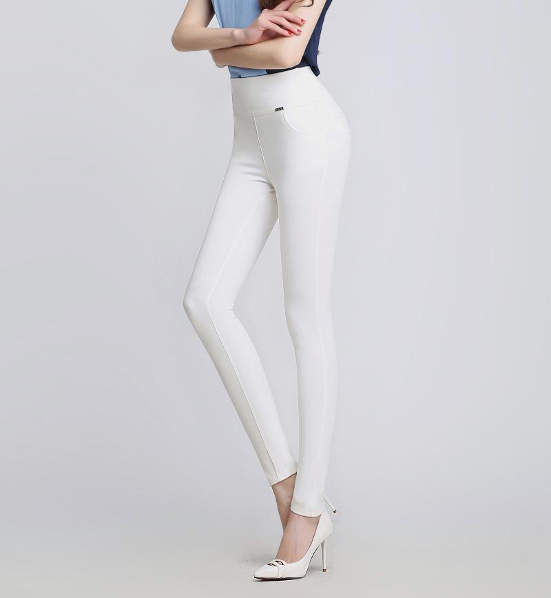 Цвет: [ белые брюки ]