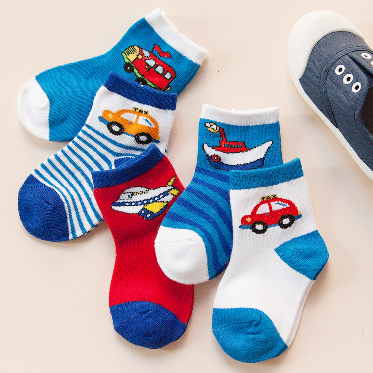 Color classification: Winter car {10 pairs}
