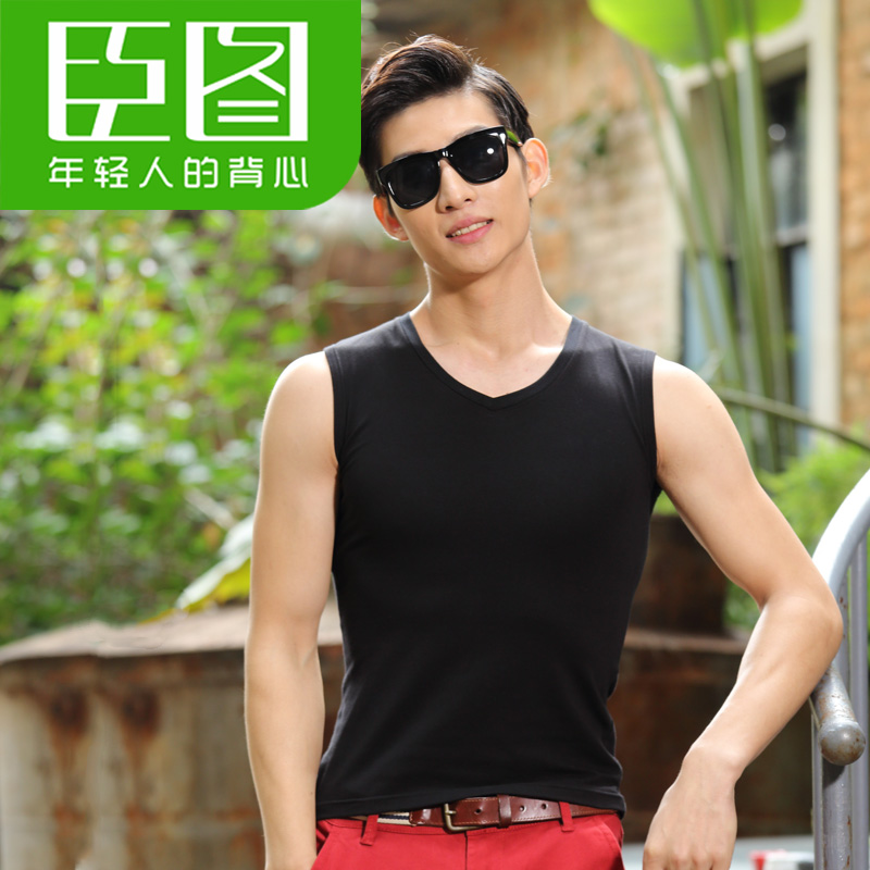 Color: V neck black