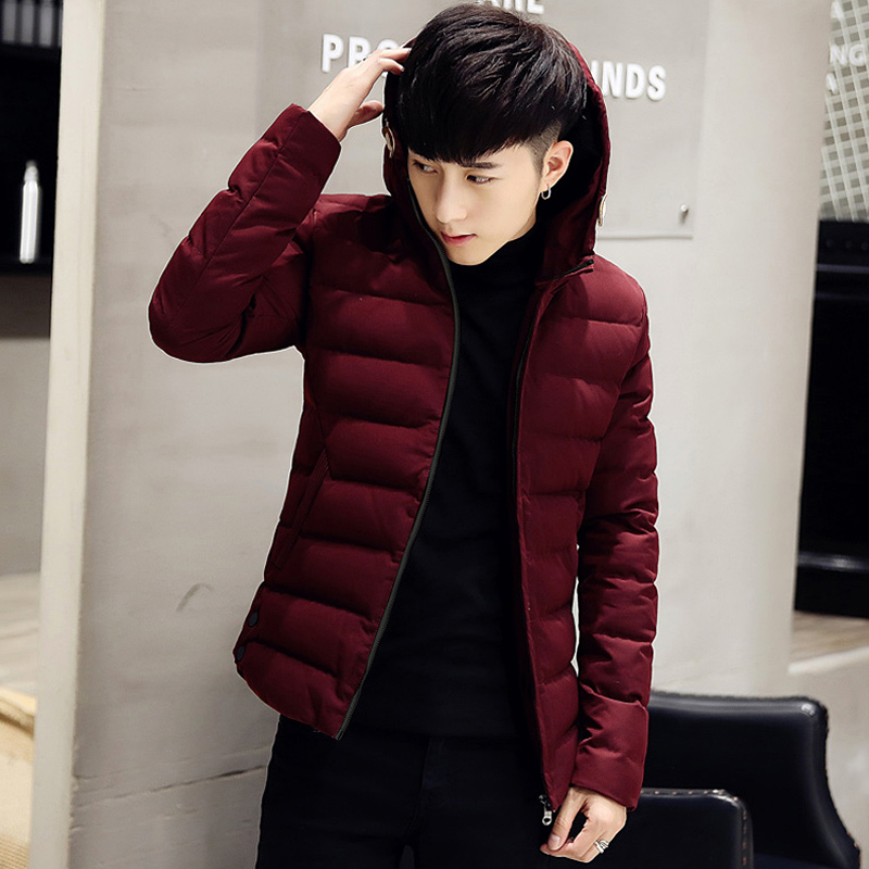 Color: 990 wine red (Hoodie)