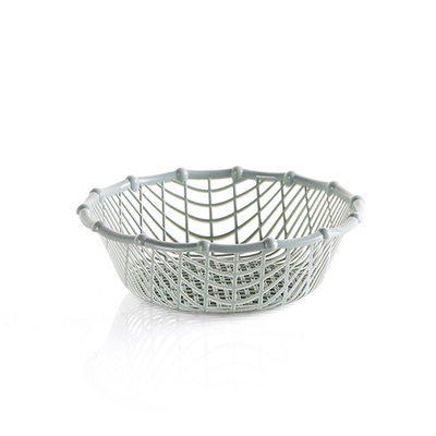 Plastic dried fruit plate snack basket basket home living room fruit plate coffee table fruit basket dried fruit box