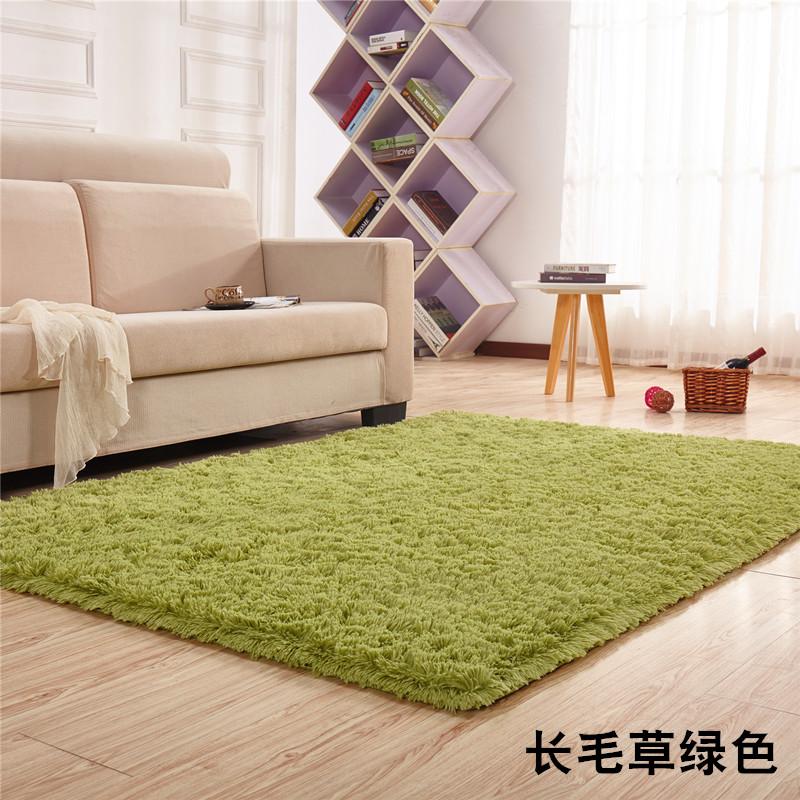 Цвет: Толстые мохнатые зеленые