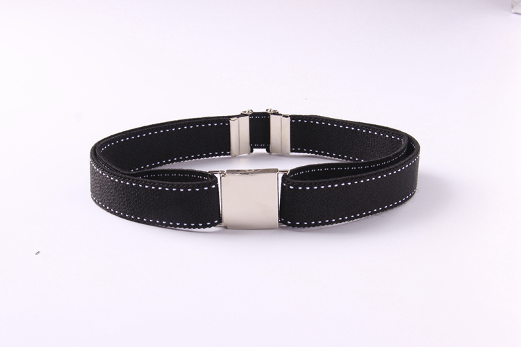 Color classification: Side buckle-black white