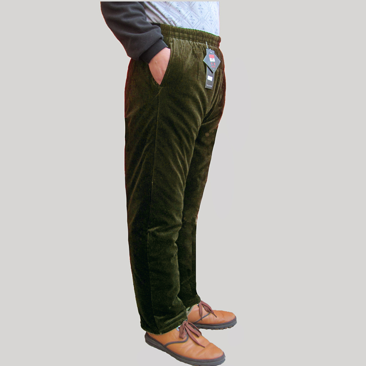 Color classification: Corduroy military green