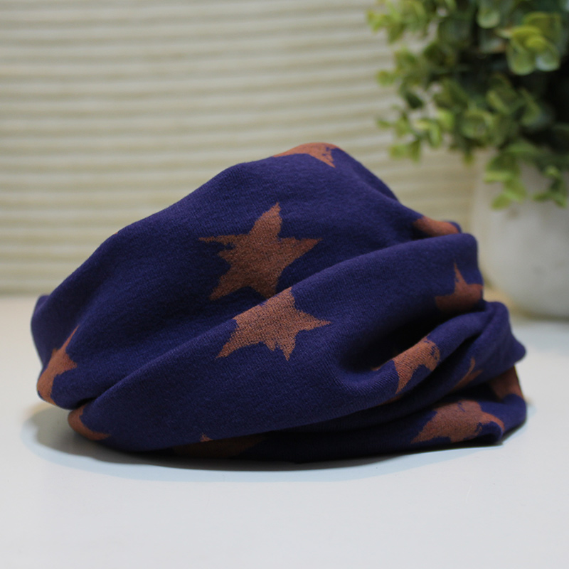 Color classification: Dark blue five-pointed star-after 3 days