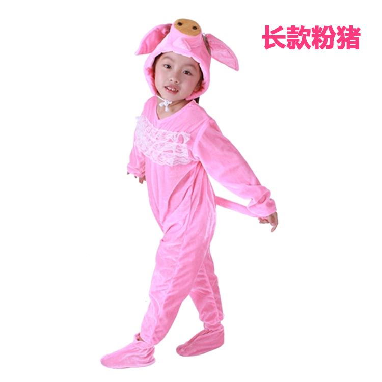 Color classification: Large zip around wallet pink pig
