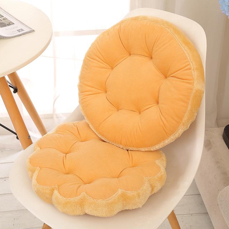 Подушка на кухонный стул своими руками 1