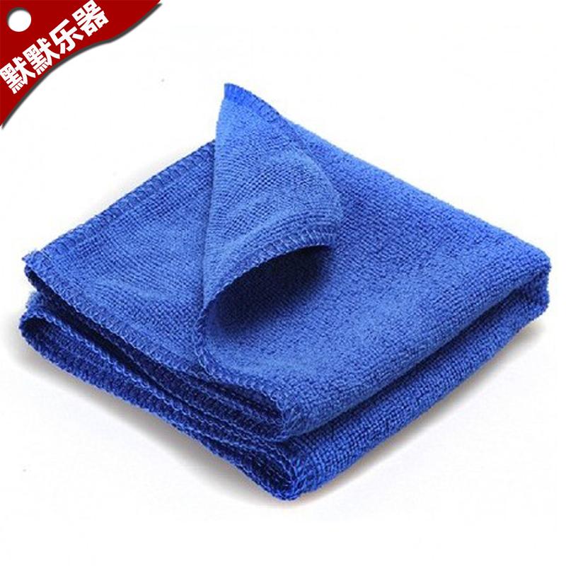 樂器清潔布 高細納米纖維拋光毛巾 樂器護理 擦琴布