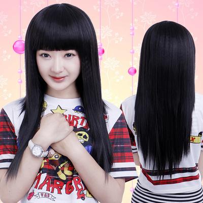甜美可爱女生发型整