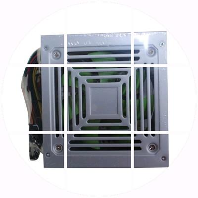 战祺500w超静音电源大风扇台式机电源机箱电脑