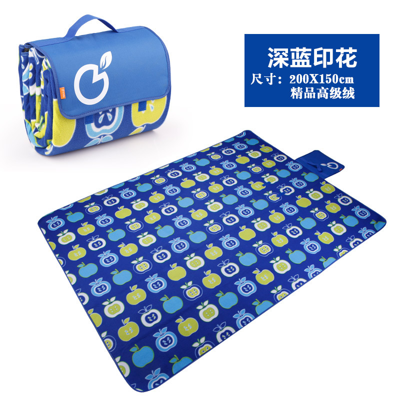 Цвет: 200 * 150-синие принты