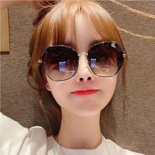 新款韩版女士太阳镜偏光防紫外线墨镜