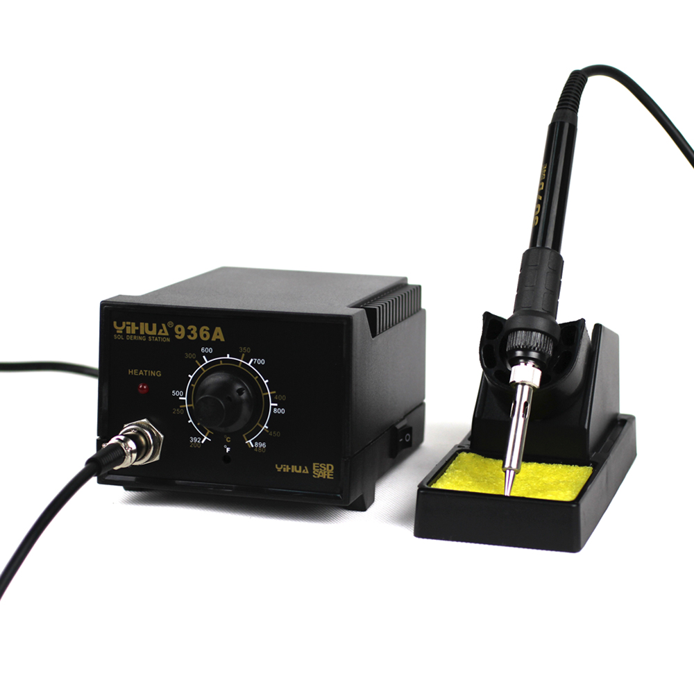 Huayi -936A high power anti-static constant temperature welding table, constant temperature iron adjustable constant temperature electric iron