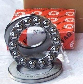 Alemania importó Rodamientos axiales de bolas FAG 51415 51416 51417 51418 51420