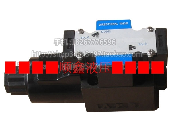 Hydraulic solenoid valve DSV-G02-2A-A200-20 oil pressure directional valve, high quality and durable, very complete specifications