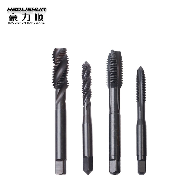 Screw tip tap M2/M3/M4/M5/M6/M8/M10/M12/M14/M16 / cobalt containing stainless steel