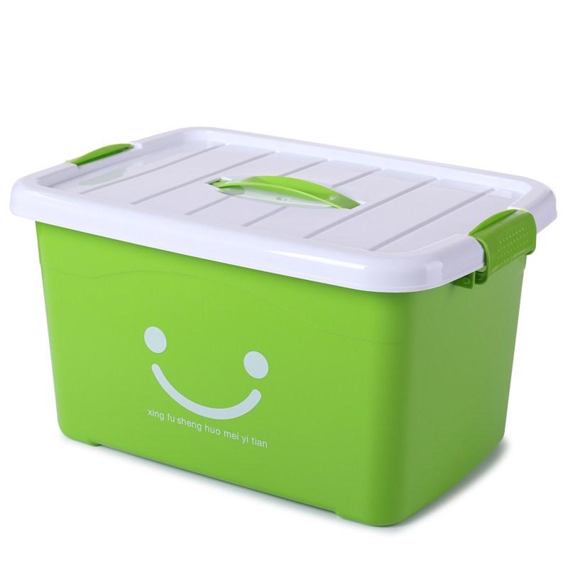 plastic box rektangulär skiva med lock storlek bäcken fält lådor - - låda med fält