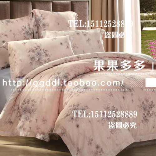 Four sets of cotton and Tencel mercury textile AI TY1349-K04S04 counter nhe8673a special offer