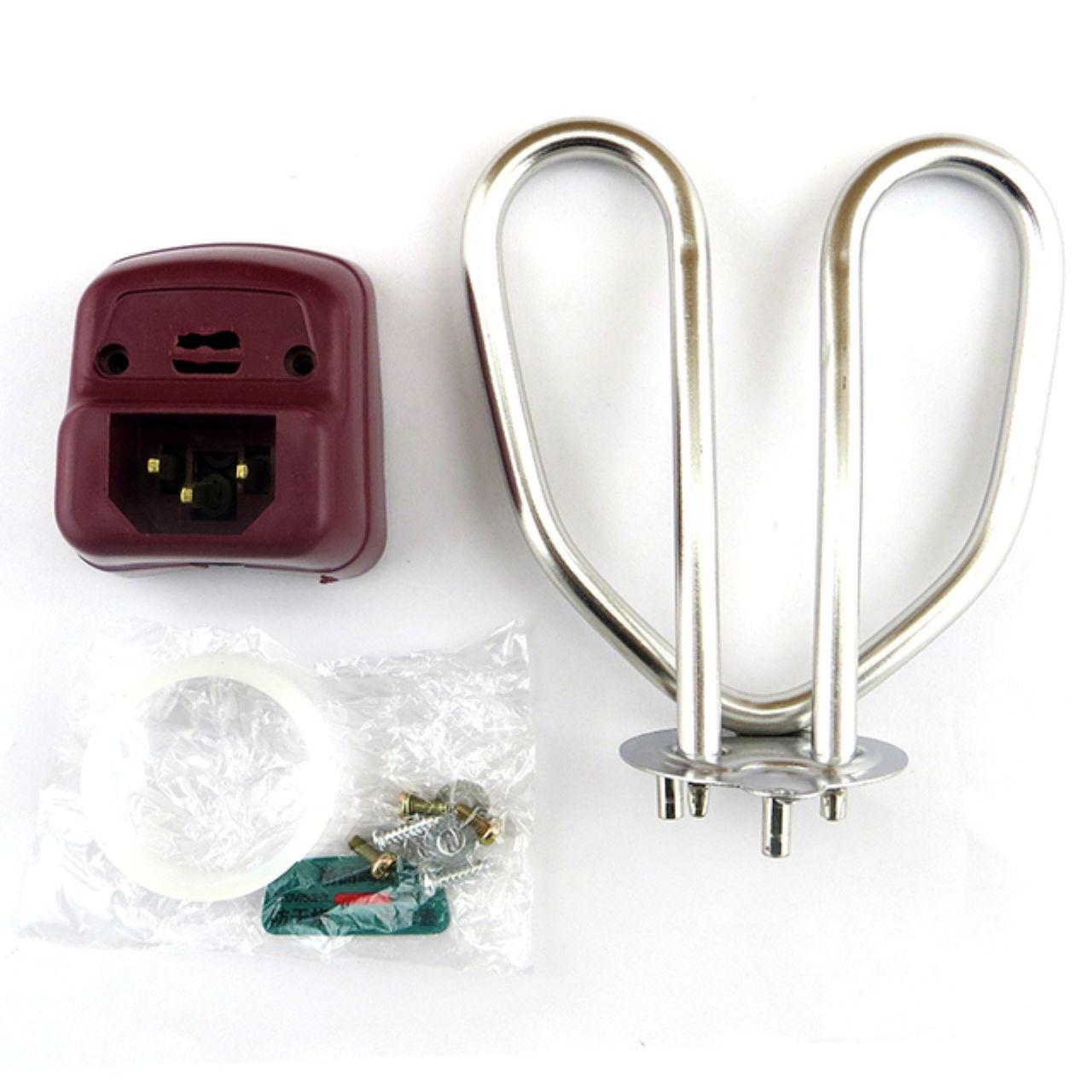 Verbrannte elektrische teekessel zubehör elektrische heizung, Wasser, heizung, MIT SOCKET - Kern - Edelstahl - heizung)