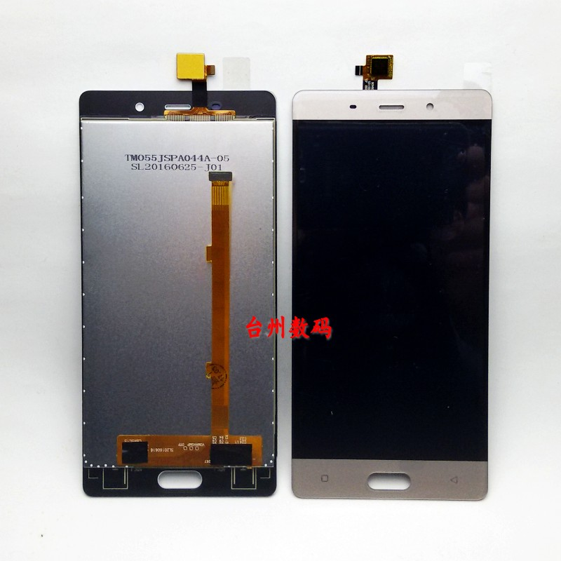 For Jin GN5002 touch screen M5 and enjoy the assembly version of touch screen mobile phone parts