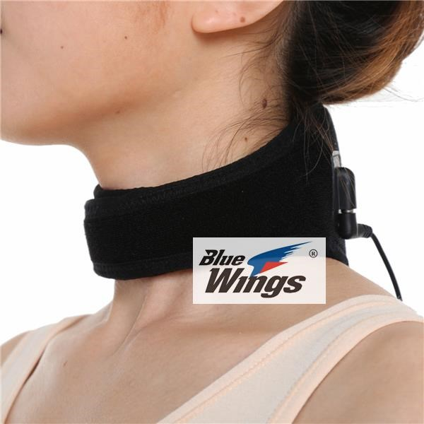 USB neck electric heating belt, hot compress heating cervical vertebra, male and female electric heating, charging neck strong magnetic