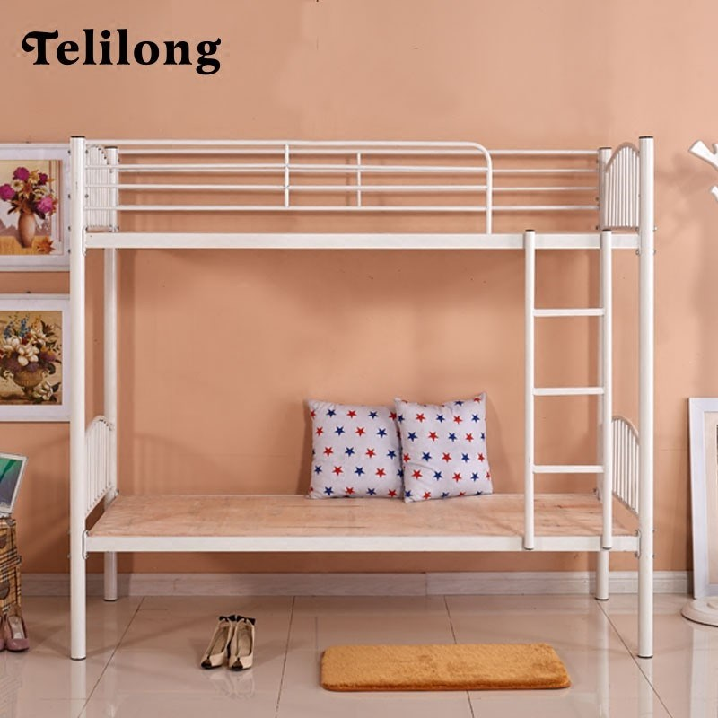 The new solid / level / Terry Chaolong double bunk bed / staff / dorm bed Beijing shipping