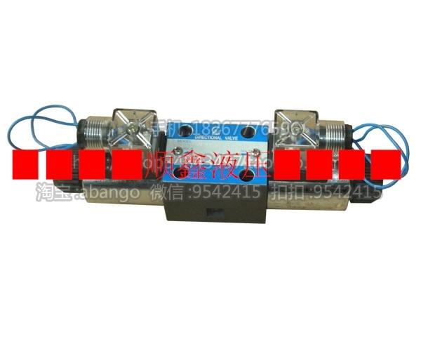 гидравлический электромагнитный клапан 4WE6J60/EG26N9K4 гидравлических клапанов высококачественных прочный