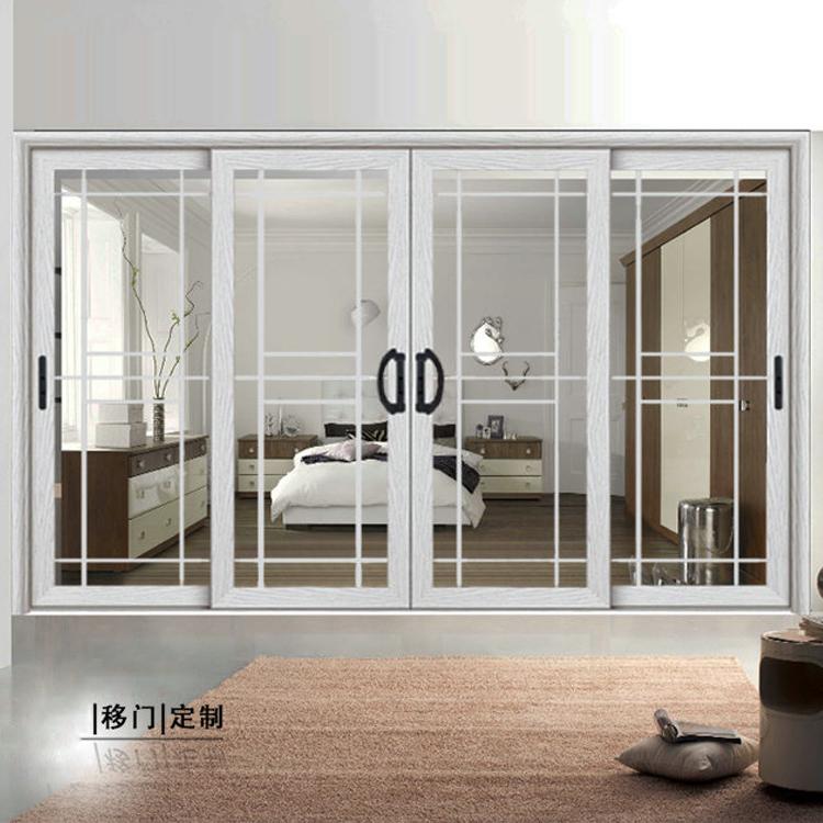 Puerta corredera cocina la puerta balcn corrediza de - Puertas de salon con cristal ...
