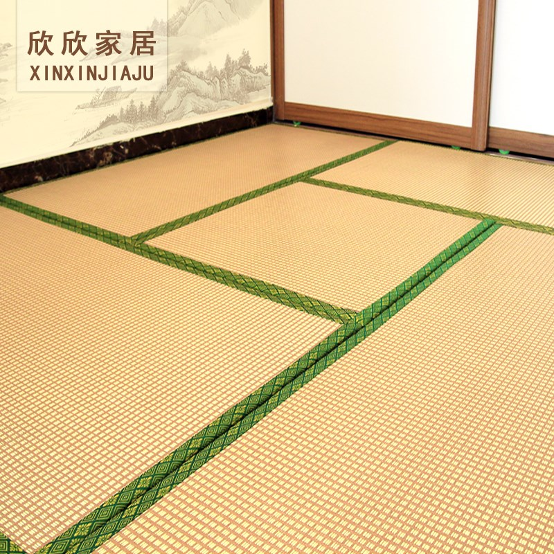 Tatami mats coir mats custom home m bedroom mattress pad stitching Japanese tatami mat windows