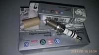 The spark plug Audi A6L2.0T Audi A4L2.0T Audi Q52.0T MAGOTAN 2.0T factory
