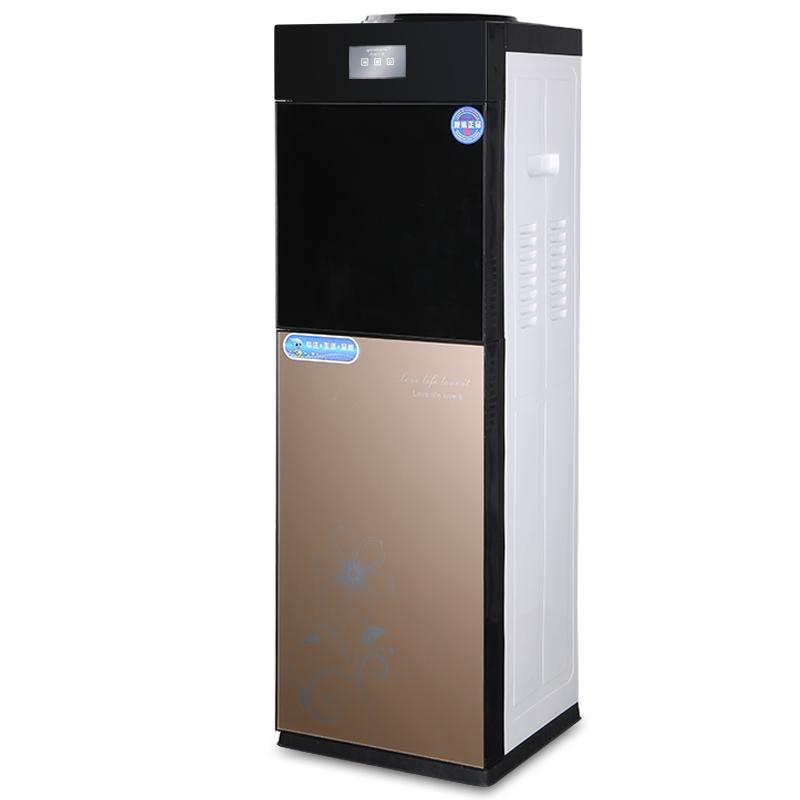 Πότης κάθετη μίνι πάγο και ζεστό γραφείο εγχώρια εξοικονόμηση ενέργειας θέρμανσης, ψύξης και ζεστό νερό, ζεστό νερό και μηχανή του πάγου