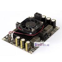 T-Amp pure D digital power amplifier board finished plate mono high power level 400W car subwoofer have a fever