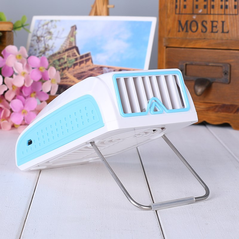 Mini Mini rechargeable Fan USB palm air conditioning refrigeration handheld portable non leaf creative students