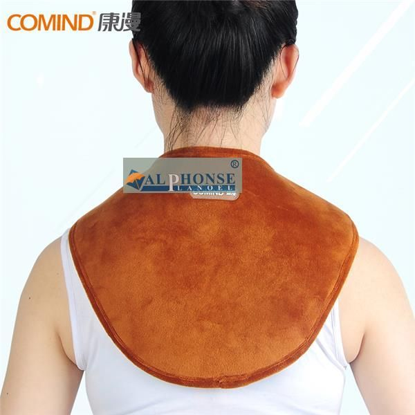 Electric heating moxibustion neck support Foment Bag cervical neck shoulder bed warm healthy men and women
