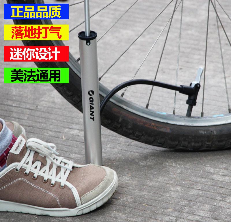 ปั๊มแรงดันสูงสำหรับจักรยานเสือภูเขาแบบพกพาในรถยนต์รถจักรยานยนต์ไฟฟ้าอุปกรณ์จักรยานบาสเกตบอล