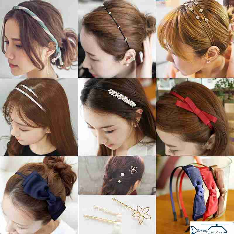 South Korea ulzzang NewYork Harajuku knitting fashion personality with elastic band face and tide