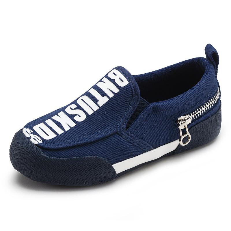 布鞋儿童帆布鞋男童鞋