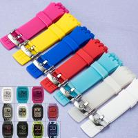 Adapter swatch Swatch touch touch screen 24mm silicone Watch Strap Watch Strap Watch Strap Watch Strap
