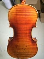 Pure hand made board 44 adult violin playing violin second hand violin