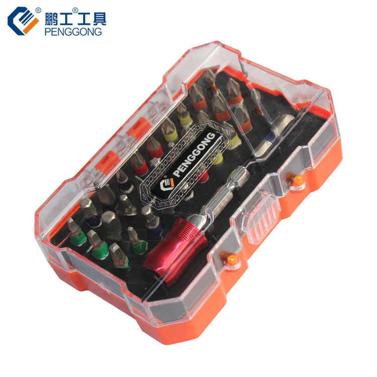 Screwdriver set number of head wind group head high quality household appliances maintenance tools screwdriver