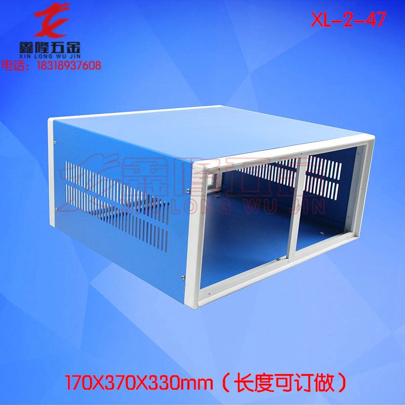 コントローラ鉄のケースのプラスチック面ボックス設備鉄鉄殻殻高級板金ケース2-47注文