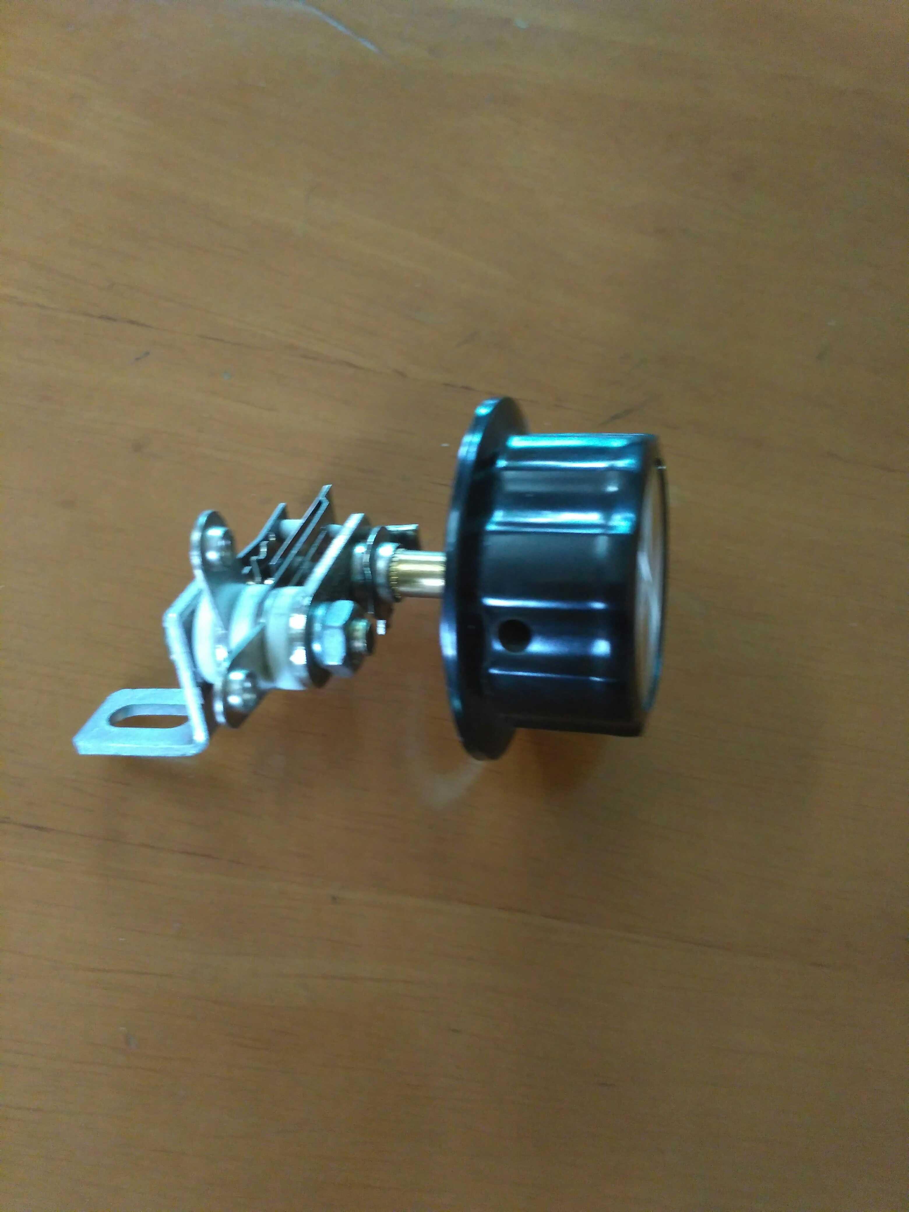 Controlador de temperatura de un horno eléctrico de cerámica, la regulación de la temperatura, el control de la temperatura la temperatura de cambio automático de tipo mecánico, con tapón de rosca
