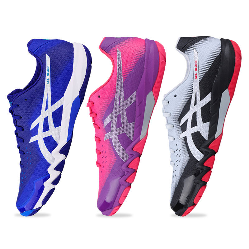 ASICS亚瑟士羽毛球鞋男款刀锋超轻女鞋羽毛球鞋男鞋运动鞋训练鞋