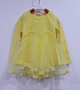 163童装2017女童春秋装连衣裙长袖小女孩儿童公主裙仙女裙
