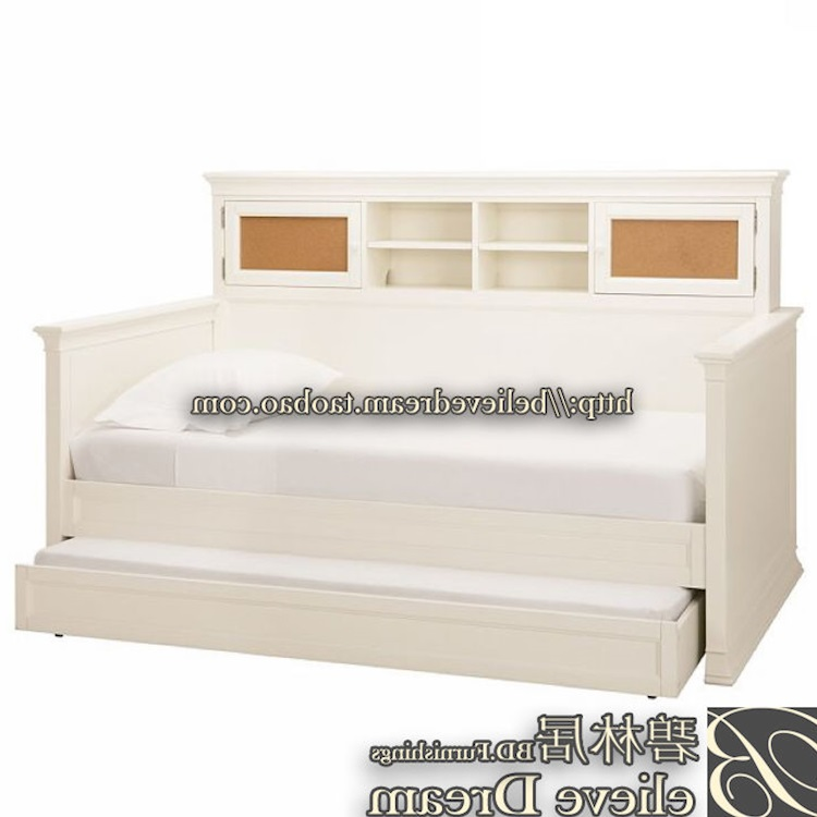 ご注文は白い田園欧風田舎材の多機能の組み合わせが収納家具pbオーダーソファーベッド