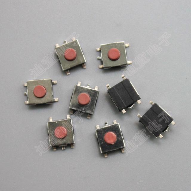 6x6x3.1 патч легкой переключатель клавиши клавиши 6*6*3.1 микропереключатели жидкокристаллический дисплей