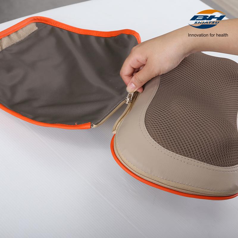 BHS50 masszázs, így a nyakszirti szisztémás matrac masszírozó masszázs párnákat csomagot.